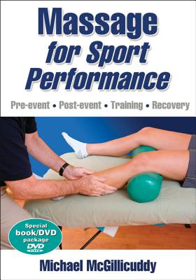 Massage for Sport Performance By Mcgillicuddy, Michael